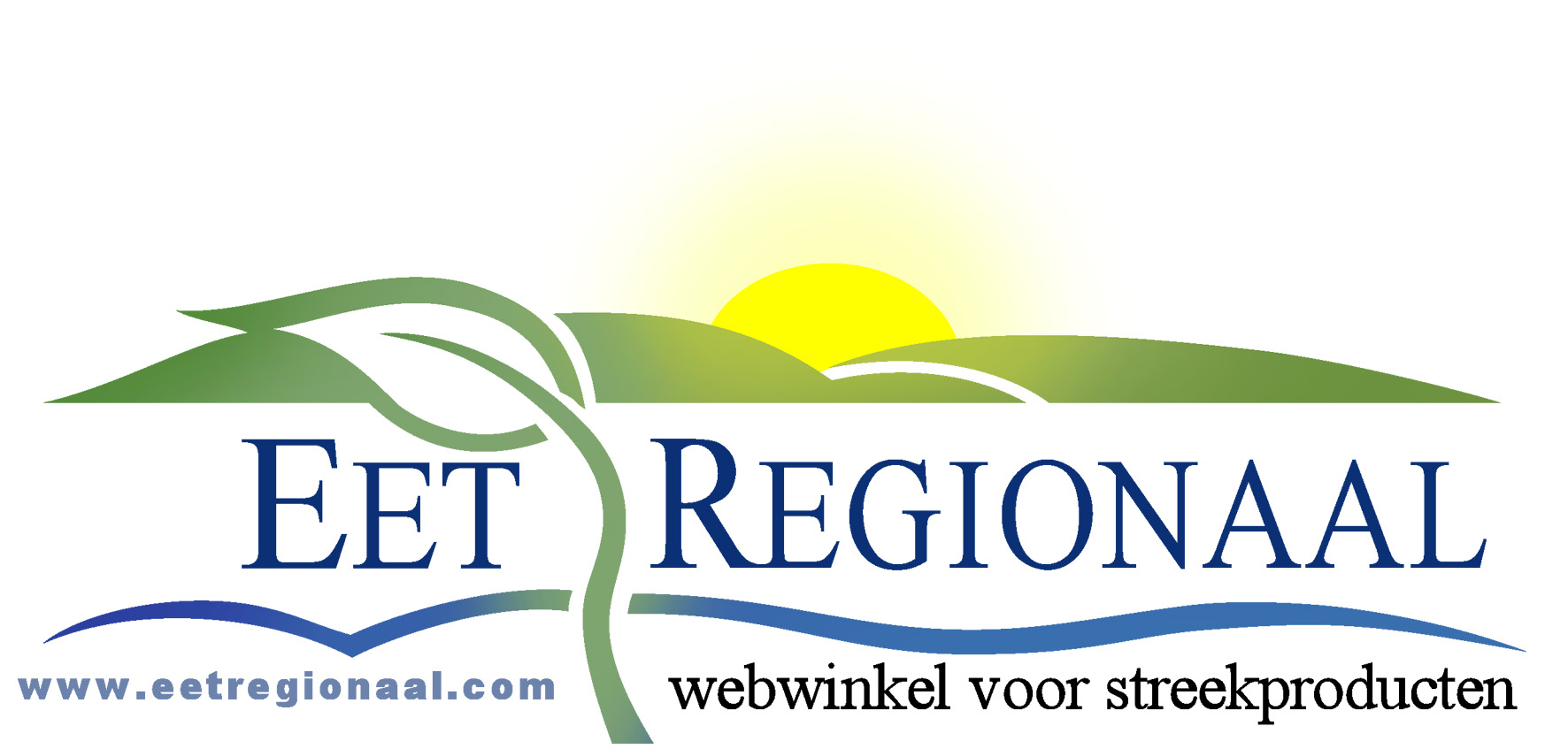 Eet Regionaal streekproducten webwinkel